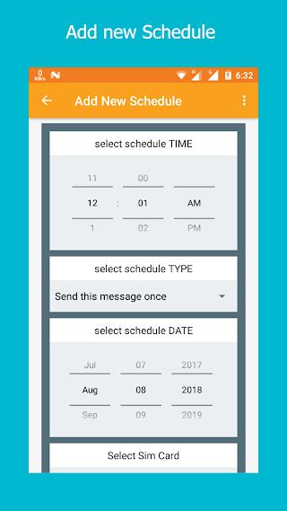 SMS Scheduler Pro v5.0