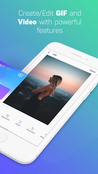 GIF Maker, GIF Editor, Video Maker, Video to GIF v1.4.1