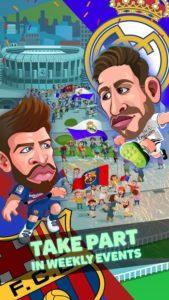 تصویر محیط Head Soccer LaLiga 2021 – Best Soccer Games v6.2.6