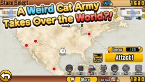 تصویر محیط The Battle Cats v10.1.0