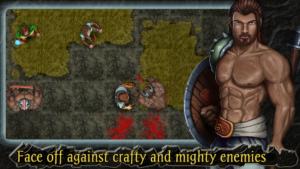 تصویر محیط Heroes of Steel Elite v4.5.21
