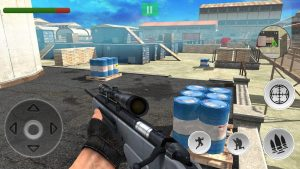 تصویر محیط Mission Counter Attack v3.0