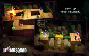تصویر محیط BombSquad v1.6.3