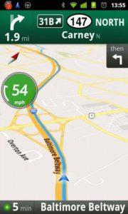 تصویر محیط Ulysse Speedometer Pro v1.9.87