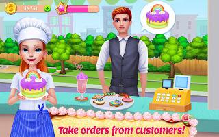 My Bakery Empire Bake Decorate & Serve Cakes v1.0.7