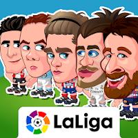 بازی فوتبال کله ای لالیگا آیکون
