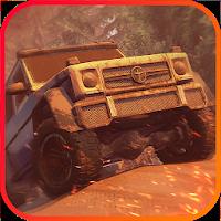 بازی بالا رفتن از کوه با ماشین های سنگین و سبک آیکون