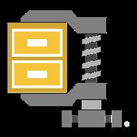 نرم افزار استخراج فایل های زیپ آیکون