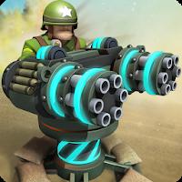 بازی دفاعی خزندگان بیگانه آیکون