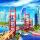 دانلود بازی استراتژیک ابر شهرها اندروید Megapolis v4.70