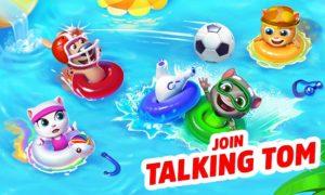 تصویر محیط Talking Tom Pool v2.0.2.538