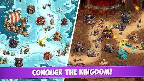 Kingdom Rush: Vengeance v1.5.1 + data
