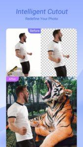 تصویر محیط Cut Cut – Cutout & Photo Background Editor v1.8