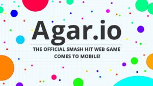 تصویر محیط Agar.io v2.8.2