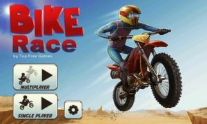 تصویر محیط Bike Race Pro by T. F. Games v7.7.20