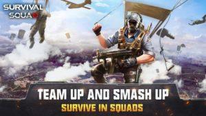 تصویر محیط Survival Squad v1.0.27 + data