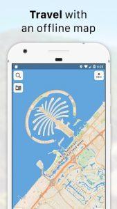 تصویر محیط Guru Maps Pro – Offline Maps & Navigation v4.8.0 build 504922