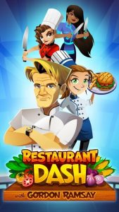 تصویر محیط RESTAURANT DASH: GORDON RAMSAY v2.9.5