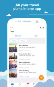 تصویر محیط TripIt: Travel Planner v10.2.0