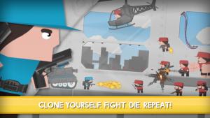 تصویر محیط Clone Armies v7.6.4