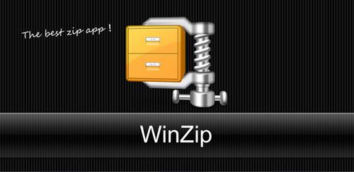 WinZip – Zip UnZip Tool v4.2.3