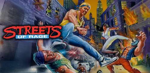 Streets of Rage Classic v6.1.0