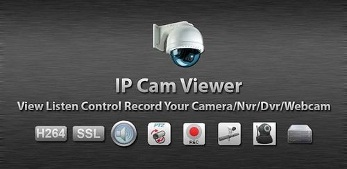 IP Cam Viewer Pro v6.8.8