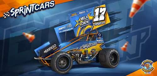 Dirt Trackin Sprint Cars v3.3.5
