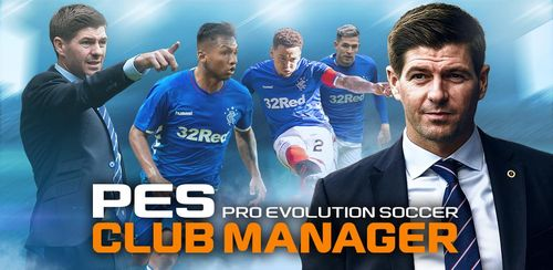 PES Club Manager v2.1.1 + data