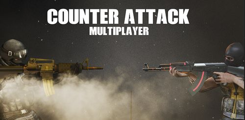 Counter Attack – Multiplayer FPS v1.2.21 + data