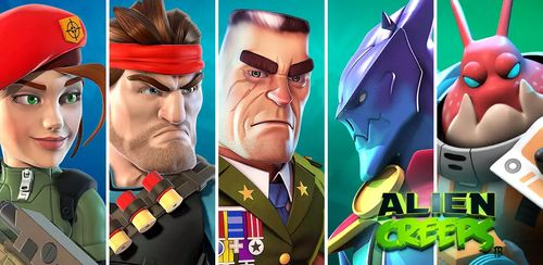 Alien Creeps TD – Epic tower defense v2.31.0
