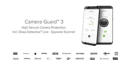 Camera Guard™ 3 Webcam Blocker & Anti-Spyware v3.1.1 build 3104