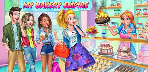 My Bakery Empire Bake Decorate & Serve Cakes v1.0.7