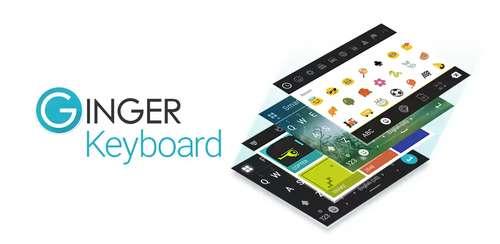 Ginger Keyboard – Emoji, GIFs, Themes & Games v8.10.00