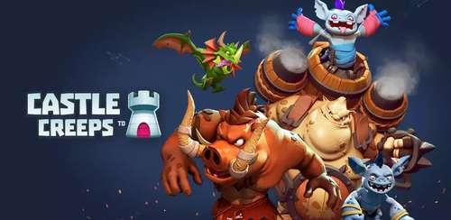 Castle Creeps TD – Epic tower defense v1.50.1