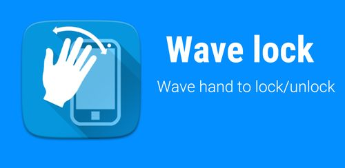 Wave to Unlock and Lock v1.8.9.9