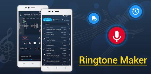 MP3 Cutter Ringtone Maker Pro v49