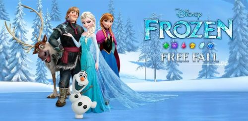 Disney Frozen Free Fall – Play Frozen Puzzle Games v10.4.1 + data