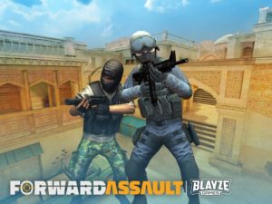 تصویر محیط Forward Assault v1.2003 + data