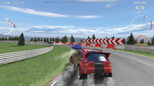 تصویر محیط Rally Fury – Extreme Racing v1.70