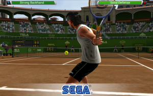 تصویر محیط Virtua Tennis Challenge v1.3.6 + data