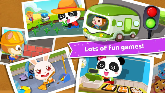 Baby Panda's Dream Job v8.29.00.00