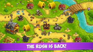 تصویر محیط Kingdom Rush: Vengeance v1.9.1 + data