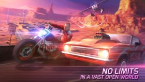 تصویر محیط Gangstar Vegas – mafia game v4.1.0h + data