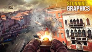 تصویر محیط Modern Combat 5: eSports FPS v4.1.2b