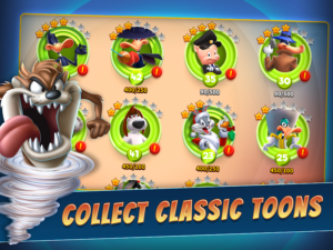 تصویر محیط Looney Tunes World of Mayhem v18.0.0