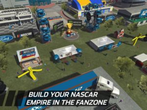 تصویر محیط NASCAR Heat Mobile v3.3.6 + data
