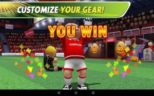 تصویر محیط Perfect Kick v2.4.0