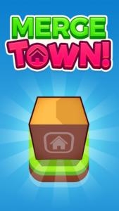 تصویر محیط Merge Town! v3.8.1
