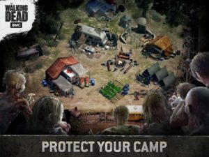 تصویر محیط The Walking Dead No Man's Land v3.4.2.7 + data
